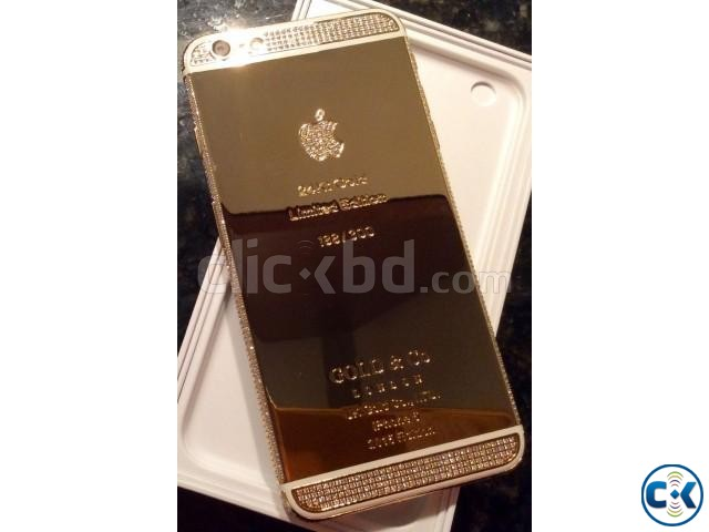 Apple Iphone 6 Plus 128gb Gold and Samsung Galaxy S6 Egde G | ClickBD large image 0