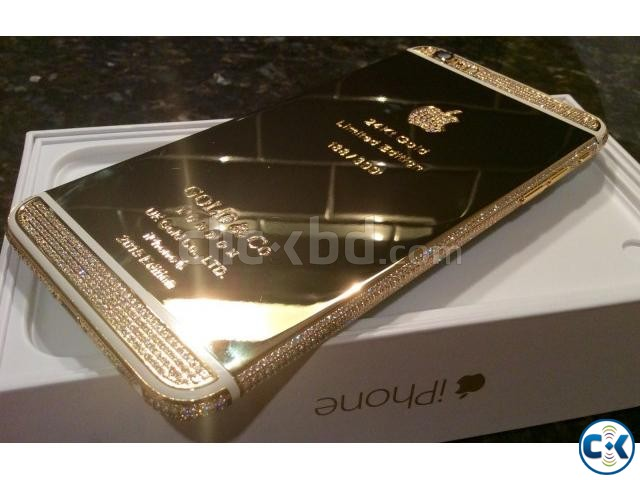 Apple Iphone 6 Plus 128gb Gold and Samsung Galaxy S6 Egde G | ClickBD large image 1