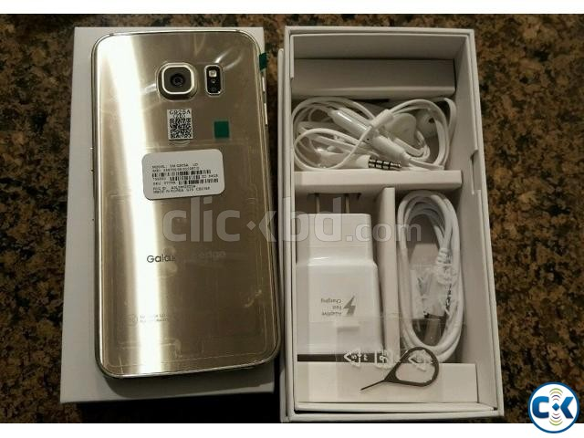 Apple Iphone 6 Plus 128gb Gold and Samsung Galaxy S6 Egde G | ClickBD large image 2