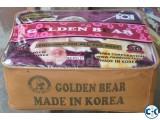 Golden Bear Blanket