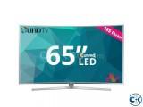 65 Samsung JS9000 Nano Crystal Color Curved 4K 3D TV