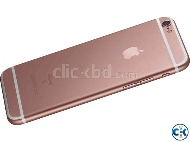 Brand New iphone 6s Plus 128GB Rose Gold With 1 Yr Warranty | ClickBD large image 2