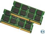 MacBook-8500 4 GB RAM Chip