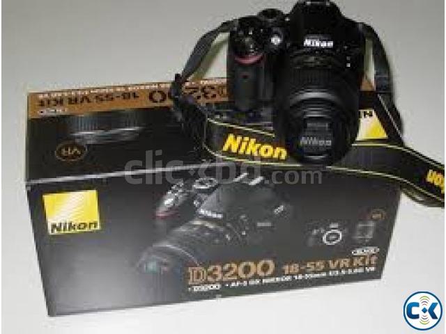 NIKON CAMERA DSLR D3200 MADE IN THAILAND   ClickBD