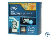 Intel Core i3 4160 3.6GHz 4th Generational