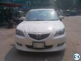 Mazda Axella 2005 Pearl White