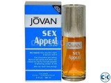JOVAN Sex Appeal Perfume for Men - Attract Female