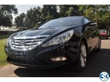Hyundai Sonata Black 2010
