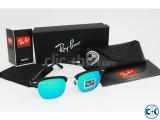 RAY BAN CLUB-MASTER Ray Ban RB 3016 G-15 Lens