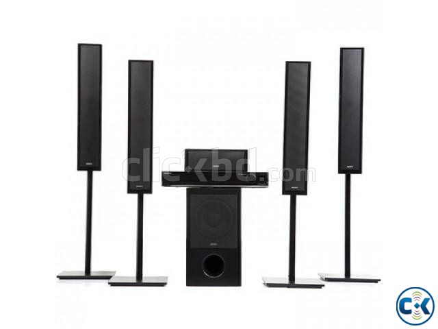 SONY HOME THEATRE DAV-TZ715 SOUNT SYSTEM | ClickBD large image 1