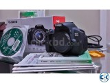 Canon -700D Only body Full Boxed