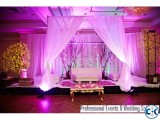 Professional Events Wedding Solutions