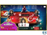 Teen Patti Gold Money chips