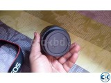 canon EF 50mm f 1.8 II prime Lens with UV filtr