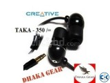 Creative Headphone ORIGINAL