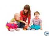 Baby care service in your house