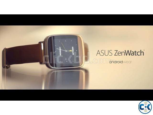 Asus ZenWatch Brand New Intact Box Plz See Inside