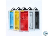 Original Remax 515 Stylish Earphone With Mic