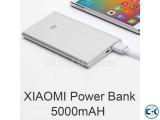 Original Xiaomi Ultra Slim 5000mAh Power Bank
