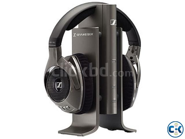 Sennheiser RS 180 Digital Wireless Headphone for HDTV ...