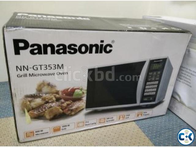 panasonic grill microwave oven nn gt353m manual