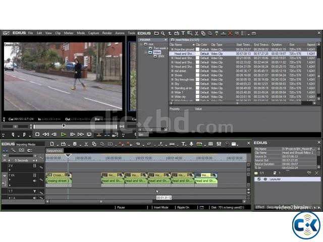 Wedding Video Editing Promo-Highlights | ClickBD large image 0