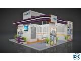 Pavilion stall D SIGN