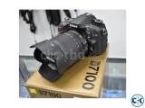 NIKON D7100 DSLR 24.1MP WITH 18-55MM LENS