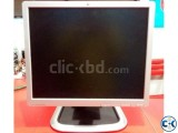 HP Squre 19inch TFT LCD