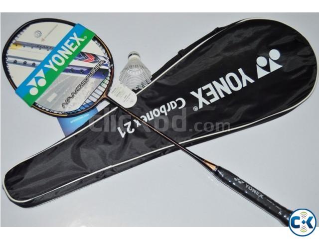 Yonex Carbonex 21 Badminton Racket With String