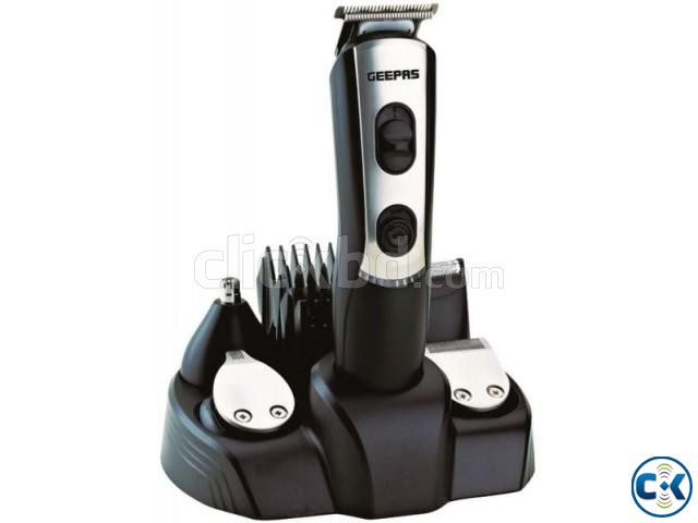 Geepas Hair trimmer 9in1 Electrical Personal Care | ClickBD large image 0