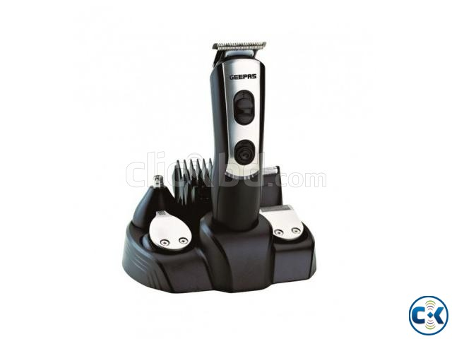 Geepas Hair trimmer 9in1 Electrical Personal Care | ClickBD large image 1