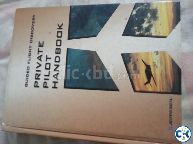 Jeppesen private pilot handbook | ClickBD large image 0