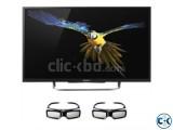 50 W800c SONY BRAVIA LED TV