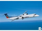 Dhaka to Chittagong Return Air Ticket by US-Bangla Airlines
