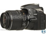 NIKON D3200 DSLR CAMERA With 18-55mm Lens