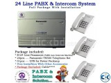 24 Port PABX Pack For Reception