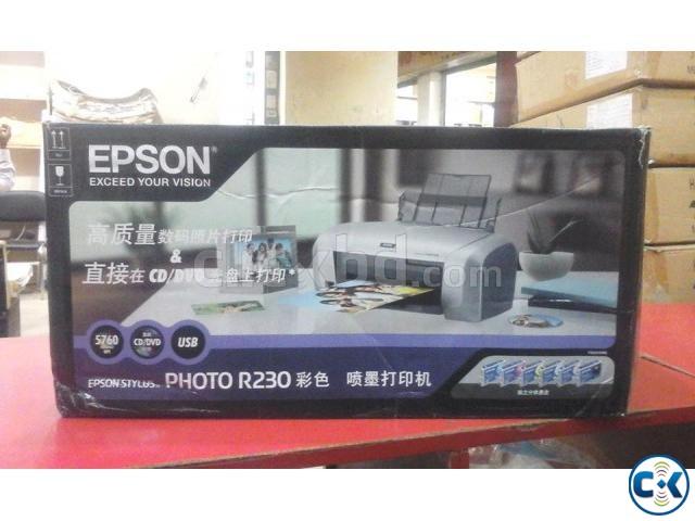 Epson R230 Printer Clickbd