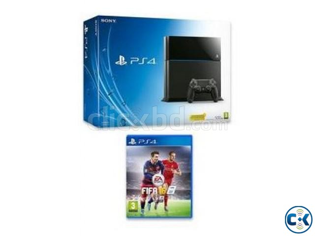 Playstation 4 1tb Console | ClickBD large image 0