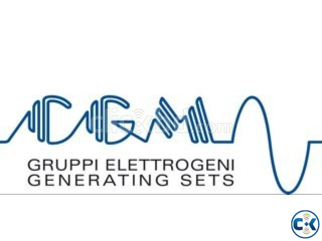 C.G.M Generator made in Italy | ClickBD large image 1