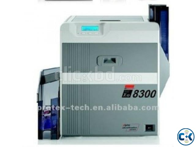 ID Card Printer XID 8300 Retransfer | ClickBD large image 0