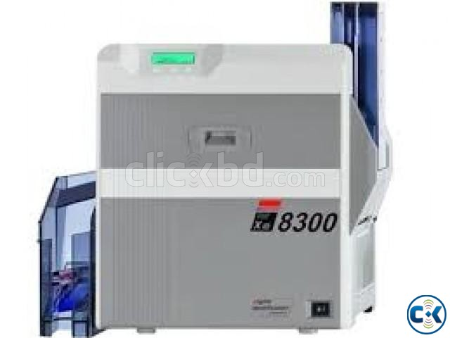 ID Card Printer XID 8300 Retransfer | ClickBD large image 1