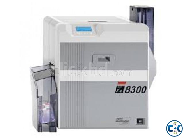 ID Card Printer XID 8300 Retransfer | ClickBD large image 2