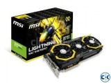 MSI GeForce GTX 980Ti Lightning 6GB