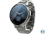 Brand New Moto 360 2nd Gen Smartwatch See Inside