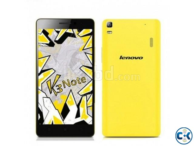 Brand New Lenovo K3 Note 16GB See Inside  | ClickBD large image 0