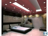 Economical Flat Interior Decoration