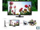 SAMSUNG NEW LED TV 24 inch H4003