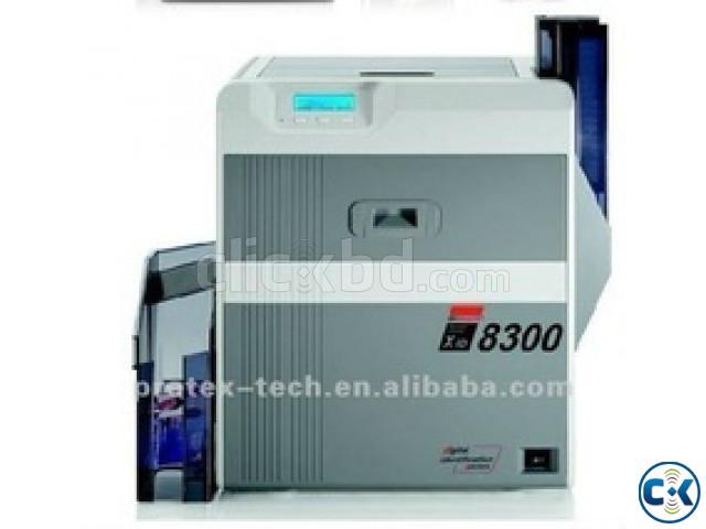 ID Card Printer XID 8300 Retransfer | ClickBD large image 0