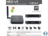 MINIX NEO U1 Amlogic S905 Quad-Core Android 5.1.1 Google TV